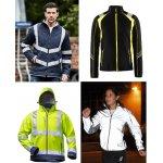 Reflektierende Jacken